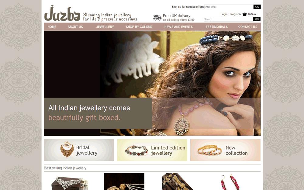 Juzba Jewellery